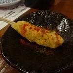 もつ焼のんき - ポテサラ