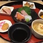 寿司居酒屋 雅 - お造り定食