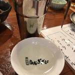 日本酒うなぎだに 裏なんば -