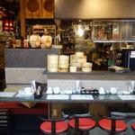 三茶酒家 香港バル213 - 香港のごちゃごちゃ感を再現♪