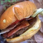 マクドナルド - グラン クラブハウス 490円