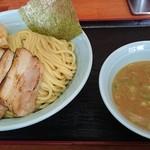 麦天 - 味玉チャーシューつけ麺 中