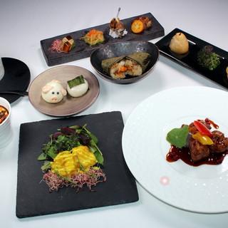 中華の老舗【天津飯店】の伝統ある味を堪能