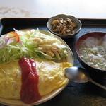 江戸屋食堂 - 料理写真: