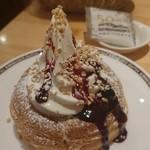 コメダ珈琲店 - シロノワール NY チーズケーキ ミニ
