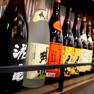 当店自慢のお酒を心ゆくまで堪能!選べる6つの飲み放題プラン!