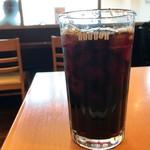 ドトールコーヒーショップ - ドリンク写真:2018年3月 アイスコーヒーS(220円)