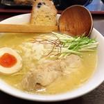 鶏たけ商店 - 料理写真:☆濃厚鶏たけラーメン☆