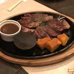 モモセ精肉店 - ミスジステーキ