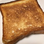 ルパンルパン - トーストはよく焼きが好みです