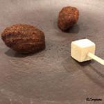 meli melo - マドレーヌと醤油味のホワイトチョコレート