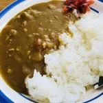 82863427 - ミニカレー【料理】