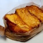 ブーランジェリー クク - ブリオッシュのふんわりフレンチトースト
