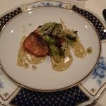 仏蘭西料理 N - 函館産 メバル