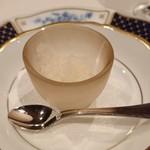 仏蘭西料理 N - 林檎の氷菓