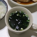 日本百貨店しょくひんかん - 徳用 がごめ昆布入り 和風とろろスープ(1000円税別)