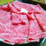 大河原 - 料理写真:米沢牛