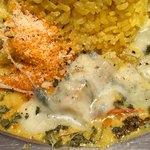 旧ヤム鐵道 - 大根とエノキのジャンさん式野菜カレー