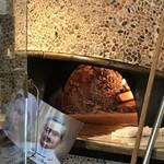 PIZZERIA FAMIGLIA - 薪窯、ダイレクトに!(2018.3.22)