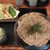どんぷく - 料理写真:天ザル蕎麦