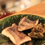 おおはま - 石鯛の塩焼き
