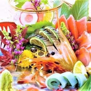 板前和食銀座日月火新鮮な魚をより美味しく
