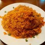 インドネパール料理 ナンカレーハウス - 料理写真:チキンビリヤニ900円