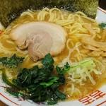 Yokohamaramenouka - 醤油ラーメン 670円(税込)
