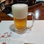 野野 - 「生ビール」