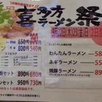 82879111 - 春の喜多方ラーメン祭っ!