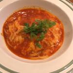Osteria YOSHI - モッツァレラチーズとトマト