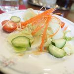 クレメント - サラダ付き