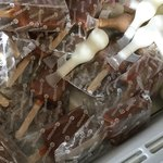 プルコギ - 冷凍庫2段目にも アイスは 食べ放題