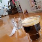 82883421 - ホットコーヒーです。