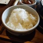 韓家 サランバン - ご飯