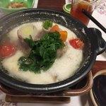 和食処 まさご - とろろ鍋