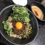Ramen光鶏 - 鶏白湯台湾まぜつけ麺(味噌)