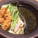しゃぶしゃぶ 温野菜 - 坦坦鍋&昆布出汁