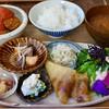 むぎわら食堂 - 料理写真:むぎわら食堂お昼ごはん1000円