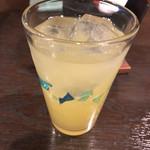 沖縄美味料理くわっち - シークワーサージュース