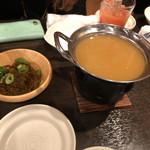 沖縄美味料理くわっち - お通し