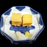 笹乃雪 - 絹揚げ