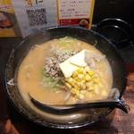 麺処 拾弐 - 味噌バターコーン