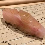 すし宮川  - 静岡の赤むつ