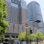 帝国ホテル 大阪 - 外観