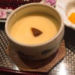 大屋冨幸  - 絶品茶碗蒸し。