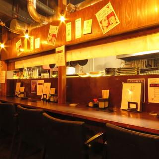 ◆古き良き博多を思い出させるレトロな空間でお食事を♪