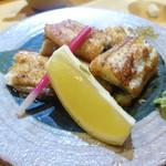 鮨 ひでぞう - 鰻の白焼き