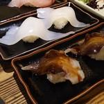魚心 - 1803_魚心 梅田店_とり貝@350円×2貫