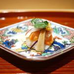 銀座 しのはら - 料理写真:先付 赤貝、平貝、本みる貝、北寄貝